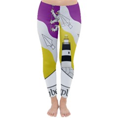 County Wexford Coat of Arms  Classic Winter Leggings