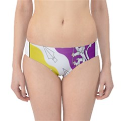 County Wexford Coat of Arms  Hipster Bikini Bottoms