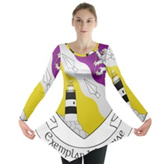 County Wexford Coat of Arms  Long Sleeve Tunic