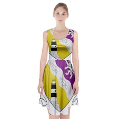 County Wexford Coat of Arms  Racerback Midi Dress