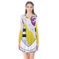 County Wexford Coat of Arms  Flare Dress