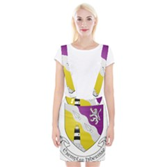 County Wexford Coat of Arms  Braces Suspender Skirt