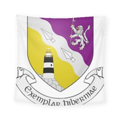 County Wexford Coat of Arms  Square Tapestry (Small)