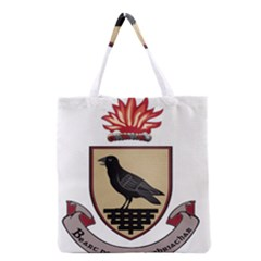 County Dublin Coat of Arms  Grocery Tote Bag