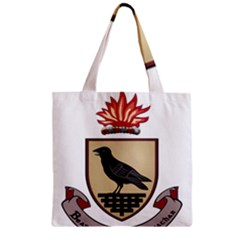 County Dublin Coat of Arms  Zipper Grocery Tote Bag