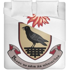 County Dublin Coat of Arms  Duvet Cover Double Side (King Size)