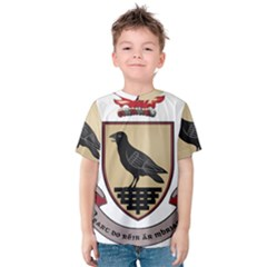 County Dublin Coat of Arms  Kids  Cotton Tee