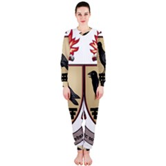 County Dublin Coat of Arms  OnePiece Jumpsuit (Ladies)