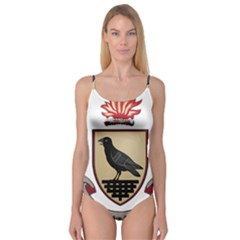 County Dublin Coat of Arms  Camisole Leotard