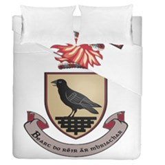 County Dublin Coat of Arms  Duvet Cover Double Side (Queen Size)