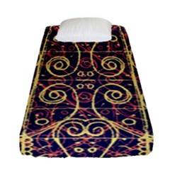 Tribal Ornate Pattern Fitted Sheet (Single Size)