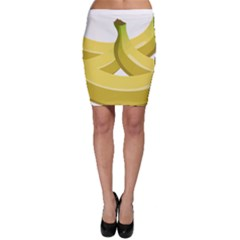 Banana Bodycon Skirt