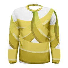 Banana Men s Long Sleeve Tee
