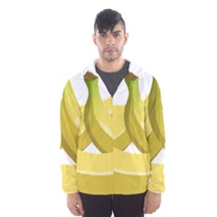 Banana Hooded Wind Breaker (Men)