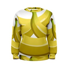 Banana Women s Sweatshirt