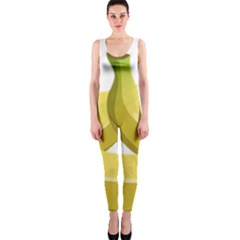 Banana OnePiece Catsuit