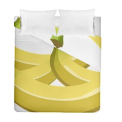 Banana Duvet Cover Double Side (Full/ Double Size)