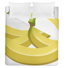 Banana Duvet Cover Double Side (Queen Size)
