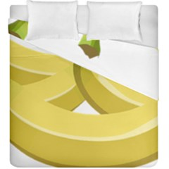 Banana Duvet Cover Double Side (King Size)