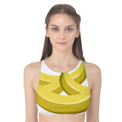 Banana Tank Bikini Top