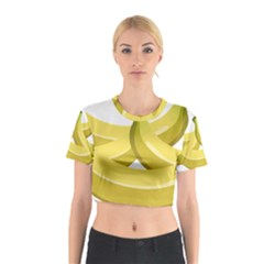 Banana Cotton Crop Top