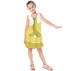 Banana Kids  Sleeveless Dress