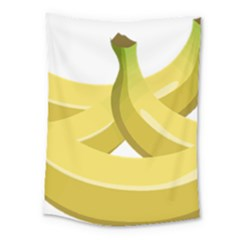 Banana Medium Tapestry