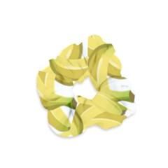 Banana Velvet Scrunchie