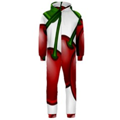Cherries Hooded Jumpsuit (Men)