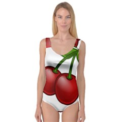 Cherries Princess Tank Leotard