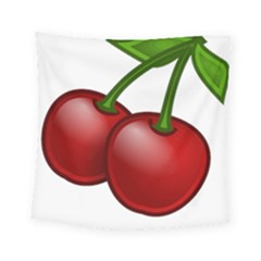 Cherries Square Tapestry (Small)