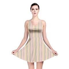 Abstact 03 C2 170327 Reversible Skater Dress