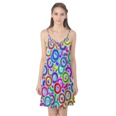 Colorful ovals              Camis Nightgown