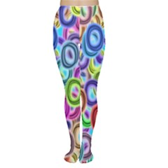 Colorful ovals              Tights