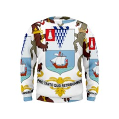 Coat of Arms of Belfast  Kids  Sweatshirt