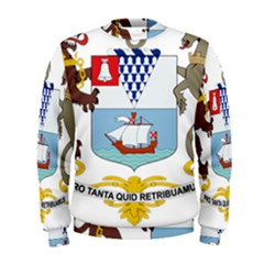 Coat of Arms of Belfast  Men s Sweatshirt