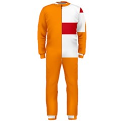 Flag of the Orange Order OnePiece Jumpsuit (Men)