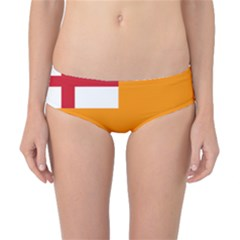 Flag of the Orange Order Classic Bikini Bottoms