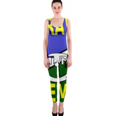 Flag of the Irish Traveller Movement OnePiece Catsuit