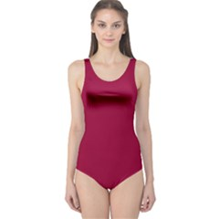 Flag of the Apprentice Boys of Derry One Piece Swimsuit