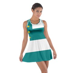 Flag of Fenian Brotherhood Cotton Racerback Dress