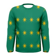 32 Stars Fenian Flag Men s Long Sleeve Tee