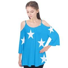 Starry Plough Flag Flutter Tees