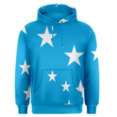 Starry Plough Flag Men s Pullover Hoodie