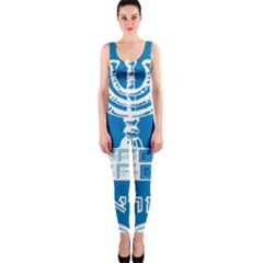 Emblem of Israel OnePiece Catsuit