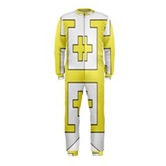 The Arms of the Kingdom of Jerusalem  OnePiece Jumpsuit (Kids)