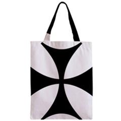 Bolnisi Cross Zipper Classic Tote Bag