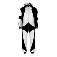 Bolnisi Cross Hooded Jumpsuit (Kids)