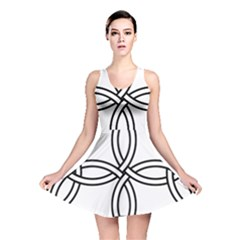 Carolingian Cross Reversible Skater Dress