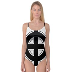 Celtic Cross Camisole Leotard